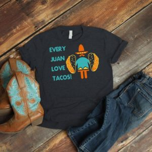 Funny Taco Shirt Cinco De Mayo T-Shirt Mexican Food Lover image 0