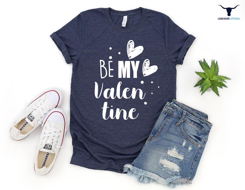 Be My Valentine Shirts Love Shirts Valentine Shirts image 0