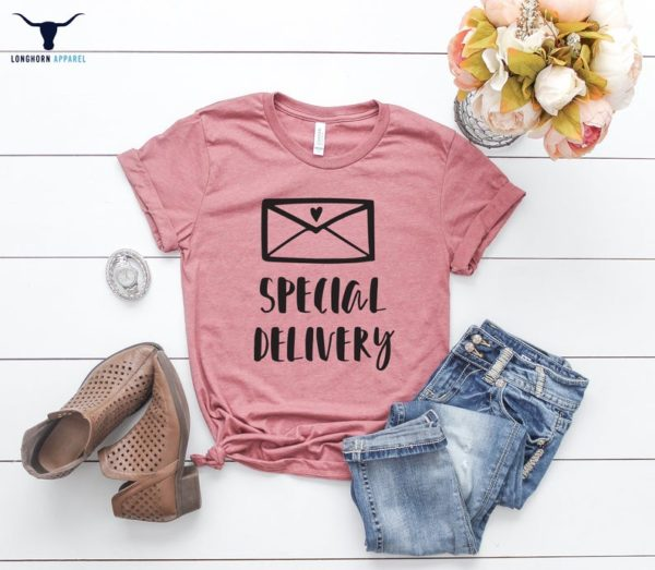 Special Delivery Shirts Love Shirts Valentine Shirts image 0