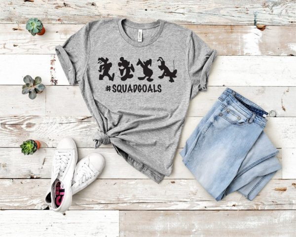Disney Squad Goals ShirtsDisney ShirtDisney Family image 0