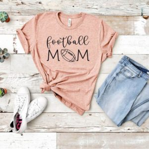 Football Mom Shirt Football Shirt Football Mom Shirts image 0