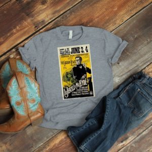 Dr Jekyll And Mr Hyde Retro Movie Poster Tee Art Shirt image 0