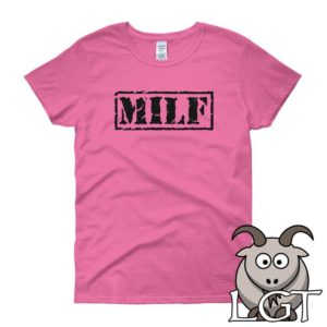 MILF Shirt Funny Mom Shirt Shirts for Mom Mothers Day image 0