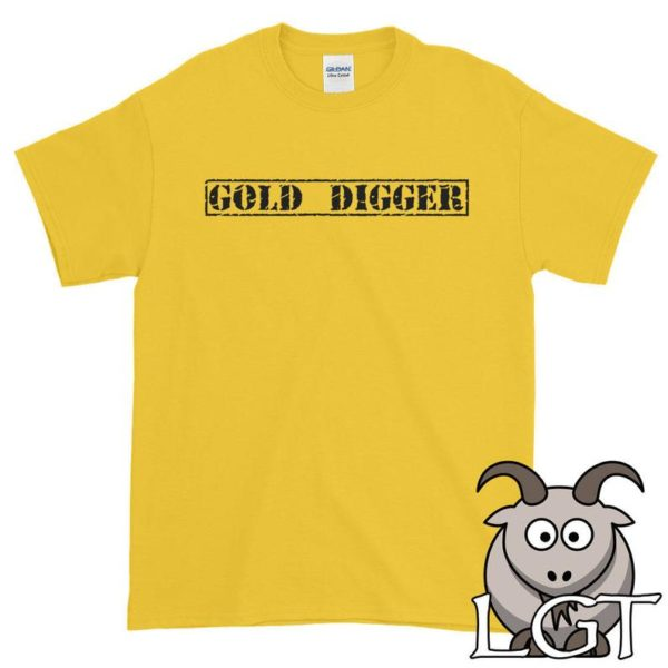 Gold Digger Shirt Money Shirt Rich Shirt Wealthy Shirt image 0