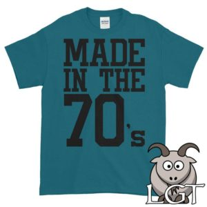Made in the 70's Shirt Made in the Seventies Shirt image 0