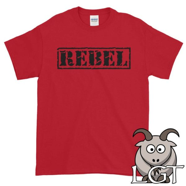 Rebel Shirt Sassy Shirt Resist Shirt Boss Shirt Anti Trump image 0
