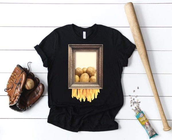 French Fries Shirt / French Fries Costume / Potato Shirt / image 0