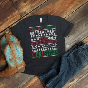 Only Accountants Know The True Meaning Of Christmas Shirt image 0
