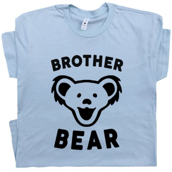 Brother Bear T Shirt Brother Bear Shirt Best Brother Ever T image 0
