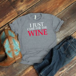 I Just Came For The Wine Shirt Vintage Bachelorette Party image 0