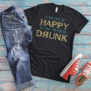 Funny Drunk Shirt Vintage Tee Drinking Problem Humor Team image 0