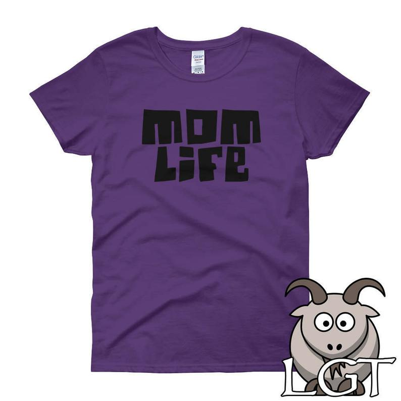 Mom Life Shirt Mothers Day Shirt Ladies Shirt Mothers Day image 0