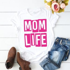 Mom Life Shirt / Gift For Mom Shirt / Funny Mom Shirts Mom image 0