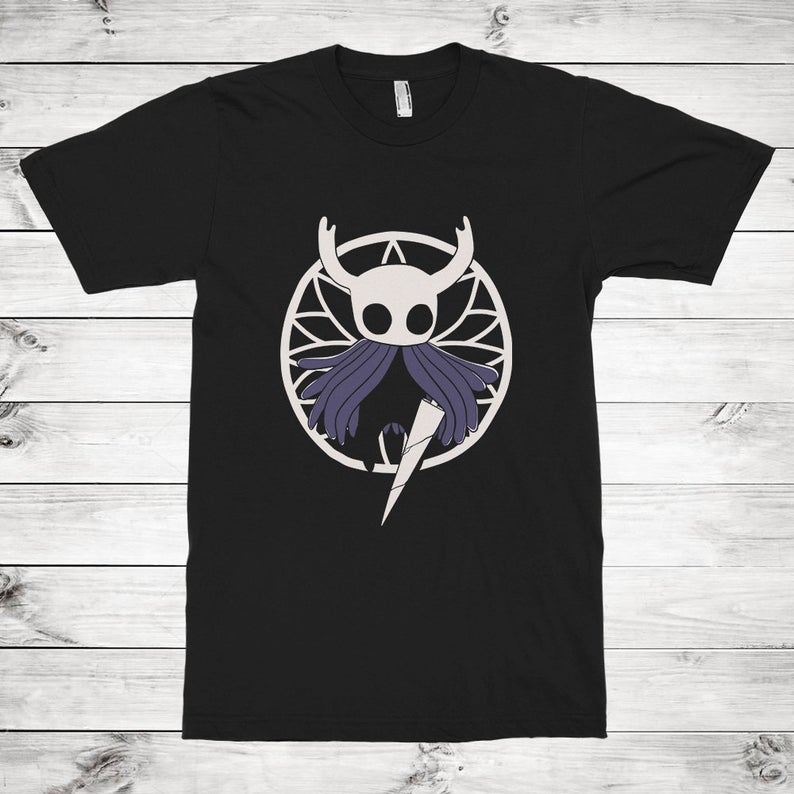 Hollow Knight T-Shirt Men's Women's Tee All Sizes image 0