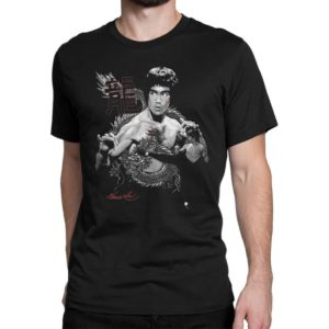 Bruce Lee Enter The Dragon T-Shirt Men's Women's image 0