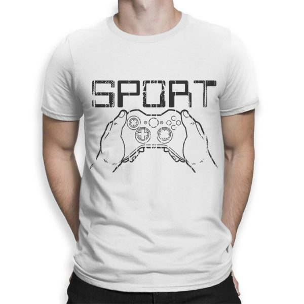 Game Sport Graphic T-Shirt Men's Women's All Sizes image 0