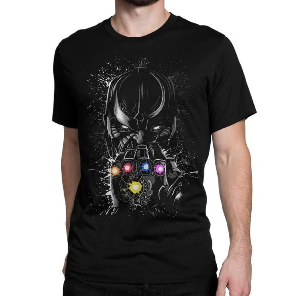 Thanos Avengers Infinity War T-Shirt Men's Women's image 0