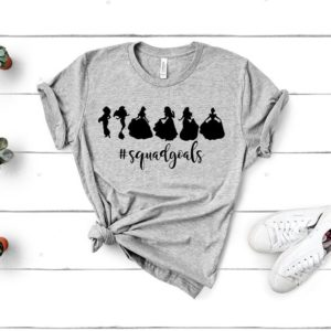 Disney Squad Shirts Disney Squad TShirt Disney Family Shirt image 0