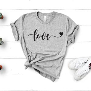 Love Shirt Valentines Shirt Valentines Day Shirt Custom image 0