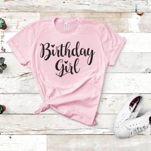Birthday Girl ShirtCustom Birthday ShirtCustom image 0