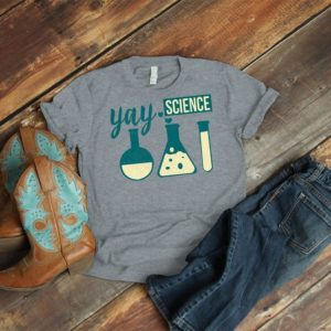 Science Shirt Chemistry Professor T-Shirt Science Geek image 0