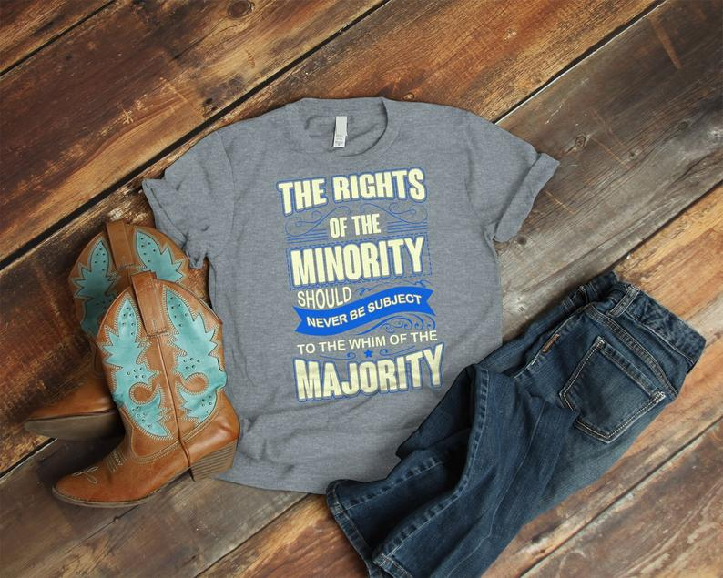 Equal Rights Shirt Civil Rights T-Shirt Equality Gifts image 0