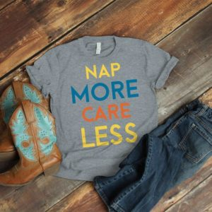 More Naps Shirt Vintage Tshirt Nap Queen Mom Life Tired As image 0