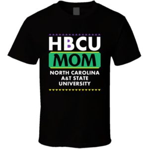 Hbcu Mom North Carolina A&t State University Pro Black image 0