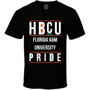 Hbcu Florida A&m University Pride T Shirt image 0