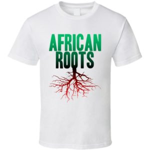 African Roots Africa Heritage Black History Month Classic T image 0