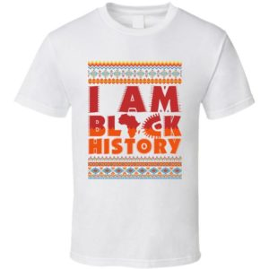 I Am Black History Month Heritage Pride Classic T Shirt image 0
