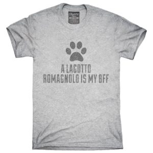 Cute Lagotto Romagnolo Dog Breed T-Shirt Hoodie Tank Top image 0