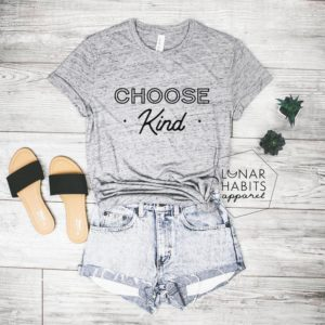 Choose Kind Shirt Kindness Shirt Be Kind Shirt Teacher image 0