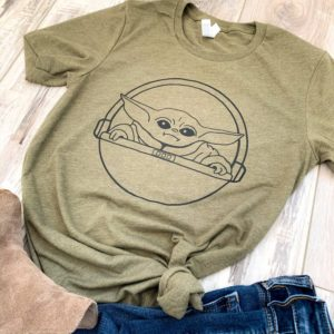 Cutest Child In The Galaxy Tee image 0