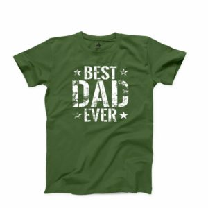 Best Dad Ever T Shirt Fathers Day Gift Grandpa T-shirt Papa image 0