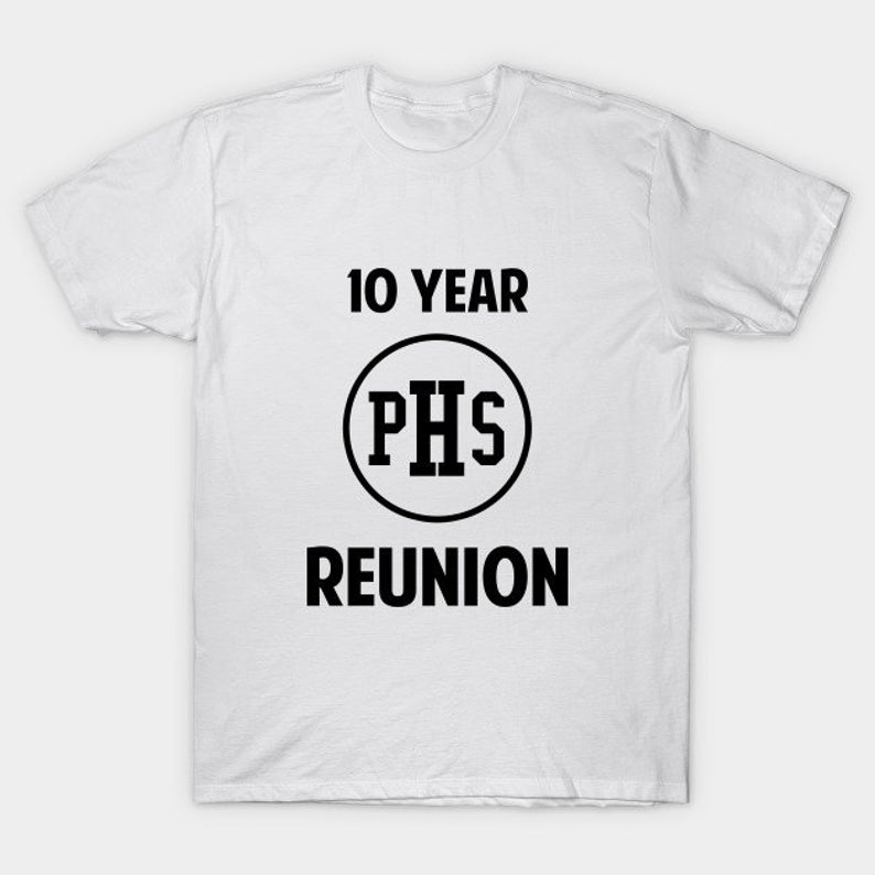 Points High Reunion Grosse Pointe Blank T-Shirt  90s Movie image 0