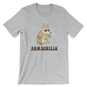 Armachillo T-Shirt  Funny Armadillo Chill Shirt  Mens Womens image 0