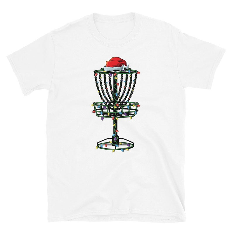 Disc Golf Christmas T-Shirt, Disc Golf, Frisbee Golf, Disc Golfing, Disc Craft, Frisbee, Disc Golfer, Frolf, Golf, Funny Frolfing Gifts