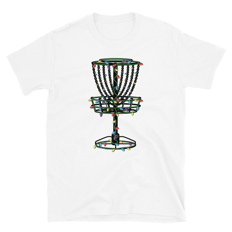 Cool Disc Golf Christmas T-Shirt, Disc Golf, Frisbee Golf, Disc Golfing, Disc Craft, Frisbee, Disc Golfer, Frolf, Golf, Funny Frolfing Gifts