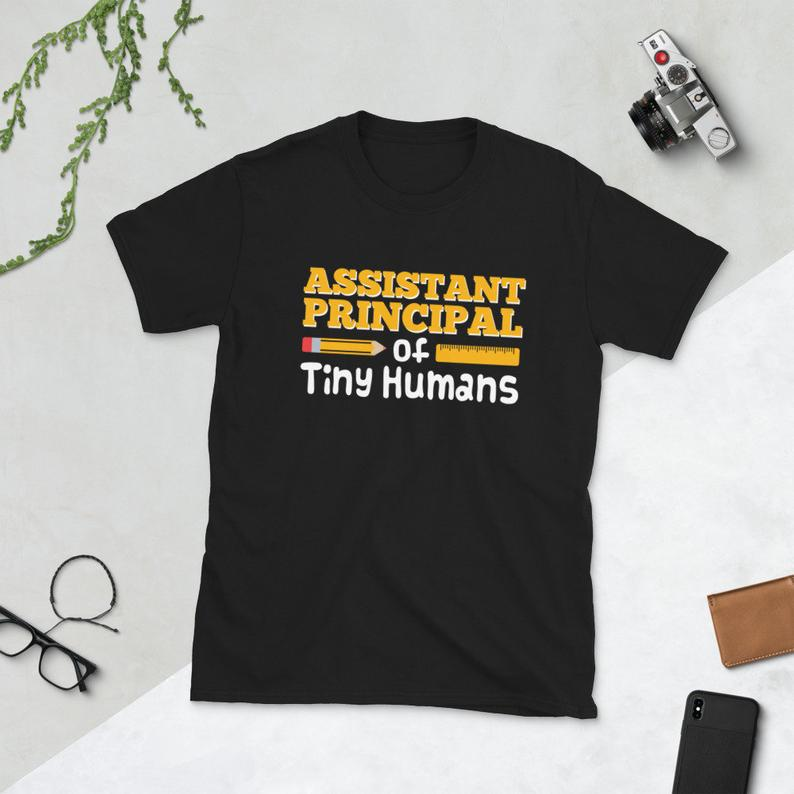 Assistant Principal Shirt Teacher Gift Assistant Principal Of image 0