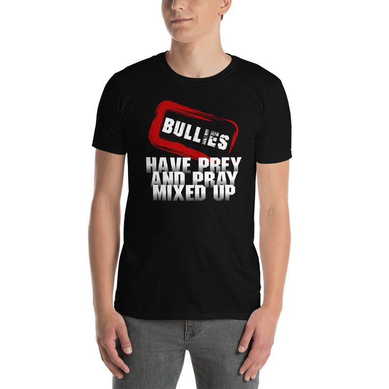 Anti-Bullying Cyber Bully Prevention Bullies Have Prey and image 0