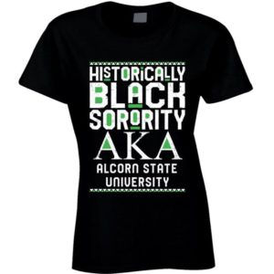 Alcorn State University Alpha Kappa Alpha HBCU Black Greek image 0